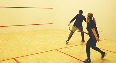 Rekabeti Sevenlere Squash