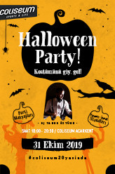 Halloween Party!